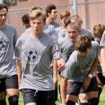 2019 Men's Varsity Soccer vs Box Elder (Playoffs)