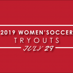 2019 Lady Hawk Soccer Tryouts