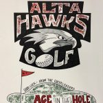 Alta Boys Golf finishes 2nd place at Sleepy Ridge Region VII Tournament
