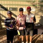 Alta Boys JV Golf finishes 1st place at Pebblebrook Tournament