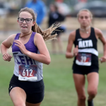 Alta Women's XC Finishes 5th in Region 7