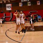 2019 Lady Hawks Varsity Basketball vs West Jordan
