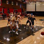 2019 Lady Hawks JV Basketball vs West Jordan