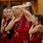 2019 Lady Hawks Varsity Basketball vs Skyline
