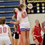 2020 Lady Hawk Varsity Basketball at Timpview