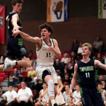 High school boys basketball: Alta fends off Timpanogos rally for critical Region 7 win