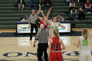 2020 Lady Hawk JV Basketball at Timpanogos