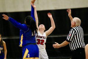 2020 Lady Hawk JV Basketball vs Orem