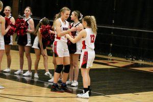 2020 Lady Hawk Varsity Basketball vs Orem
