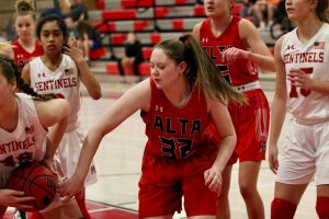 2020 Lady Hawk JV Basketball at Mountain Ridge