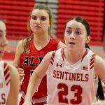 2020 Lady Hawk Varsity Basketball at Mountain Ridge