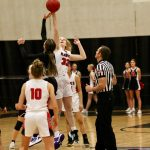 2020 Lady Hawk Varsity Basketball vs Lehi