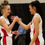 2020 Lady Hawk Varsity Basketball vs Timpanogos