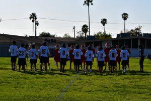 Varsity Lacrosse vs El Modena California