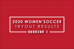 2020 Lady Hawk Soccer Tryout Results – Session 1