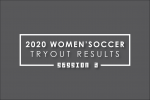 2020 Lady Hawk Soccer Tryout Results – Session 3