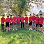 Alta Boys Golf finishes 2nd place at Region VII Mountain View Tournament