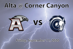 Football: Watch Live vs. Corner Canyon (Tickets)