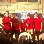 JV Boys Golf take 1st Place in Region VII tournament at Pebblebrook GC