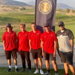 Alta Boys Golf Competes in 5A State Championship at Soldier Hollow GC