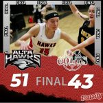 Watch Live! Lady Hawks Basketball @ Kearns