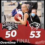 Lady Hawks Basketball ties Kearns 0 – 0
