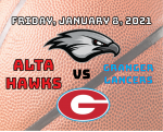 Watch Live! Lady Hawks Basketball vs Granger