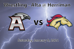 Wrestling Live! Follow Hawks Wrestling @ Herriman