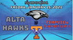 Watch Live! Alta Hawks Swim @ Timpview