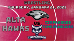 Watch Live! Hawks Wrestling vs. Timpanogos