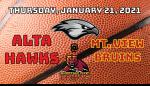 Watch Live! Lady Hawks Basketball @ Mountain View