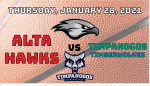 Watch Live! Lady Hawks Basketball vs. Timpanogos