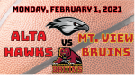 Watch Live! Boys Basketball vs Mt. View