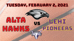 Watch Live! Boys Basketball vs Lehi
