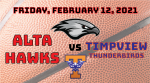 Watch Live! Boys Basketball vs. Timpview