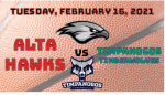 Watch Live! Lady Hawks Basketball @ Timpanogos