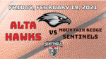 Watch Live! Lady Hawks Basketball vs Mt. Ridge