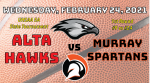 Watch Live! Boys Basketball – 5A 1st Round Playoffs vs Murray