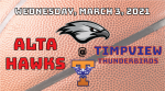 Watch Live! Alta @ Timpview – Quarterfinals of the 5A State Playoffs