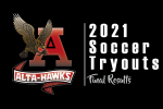 2021 Alta Men's Soccer Tryout Results – Final