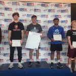 Congrats to National Champ Trey Munoz