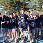 Boys Tennis League Champs!