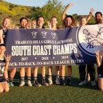 Girls Lacrosse 3-Peat League Champs!!!