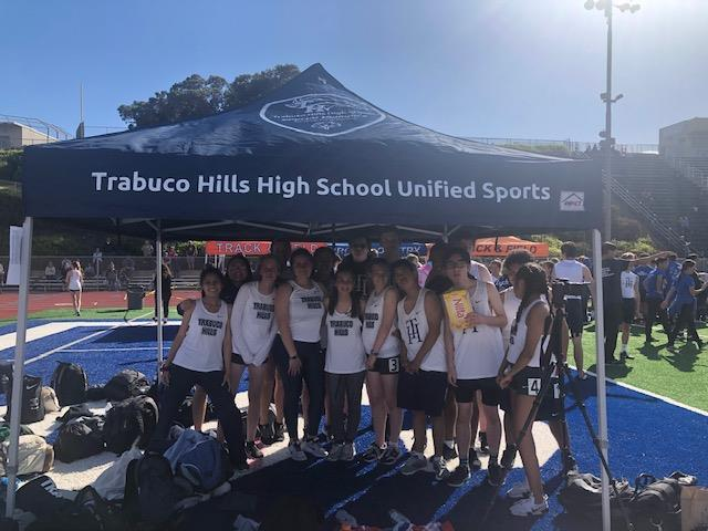 Congrats to THHS 2019 National Banner Unified Champion School by the Special Olympics organization