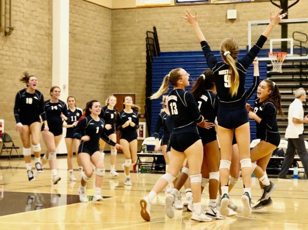Congrats to Girls Volleyball !!!