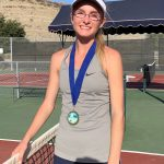 Congrats Singles Tennis Sea View League Champ McKenna Chudy
