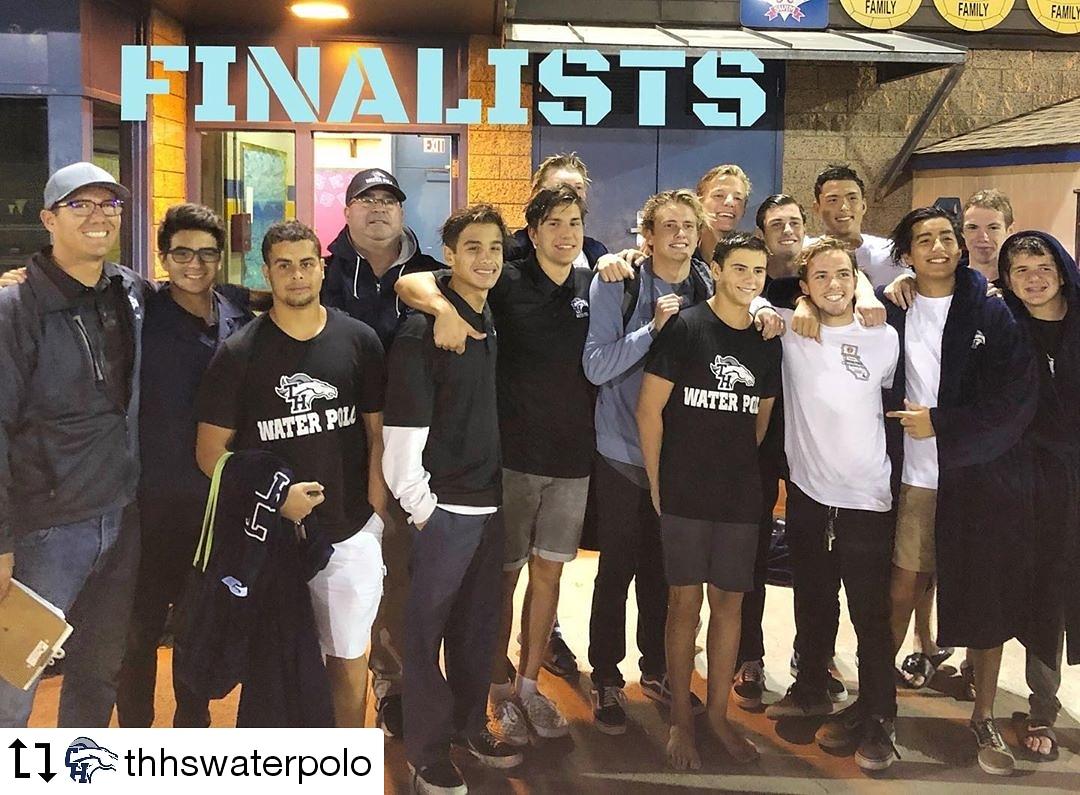 Trabuco Waterpolo CIF Finals Update