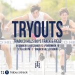 Boys Track & Field Tryouts Info