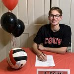 Trabuco Hills Volleyballer Lance Krenik Signs NLI to CSUN