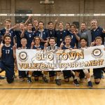 Boys Volleyball Wins San Luis Obispo Tournament!
